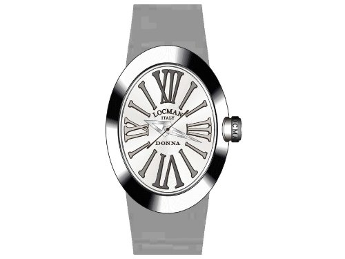 Locman ladies watch Donna 041000AGGYAGPSA-K-W