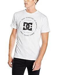DC Shoes edyzt03504rebuilt2camiseta hombre Snow White Fr: L (talla fabricante: L)