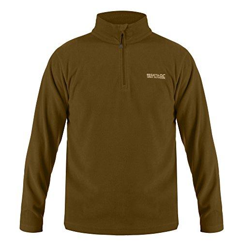 Regatta Thompson, Herren-Sweatshirt aus Fleece Oxford Blue/Navy