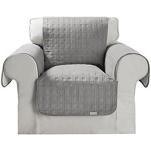 ZY/ microsuede impermeabile solido mini copertura del cubo sedia quilting