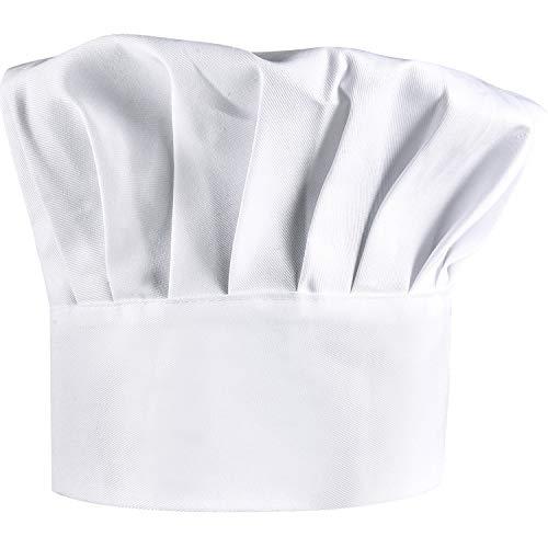 Dress Kostüm Fancy Koch - Koch Mütze