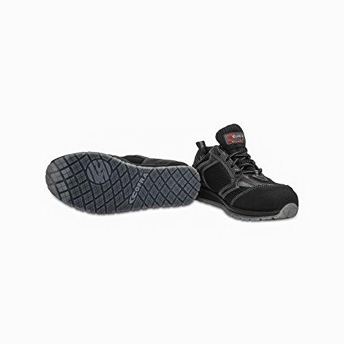 Cofra Kress S1P ESD Chaussures de sécurité Noir