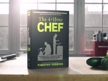 tim ferriss 4 hour chef