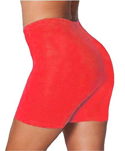 Trendy.Clothing - Short - Femme red