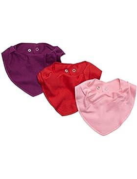 Care Unisex baby Halstuch, 3er Pack
