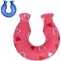 Liebes-Form-Muster 1.4 Liter-Heißwasser-Flasche mit Abdeckung Halten Sie Ihren Hals warm preisvergleich bei billige-tabletten.eu