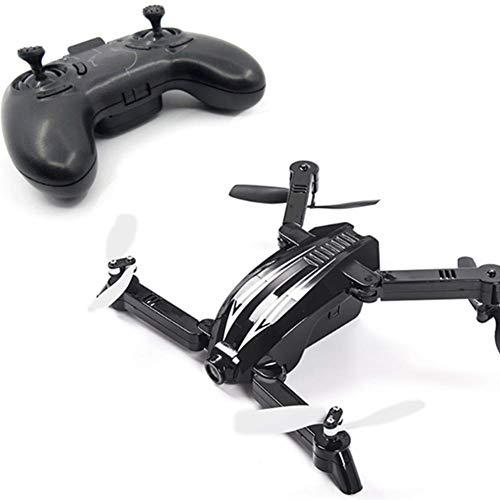 DHHZRKJ Faltbare Mini-RC-Drohne und Selbstauslöserdrohne mit 720P HD-Kamera EIN-Knopf-Rücklauf, Headless-Modus ist ideal für Anfänger von Drohnen (Rc Richtung Hubschrauber 8)