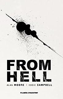 From Hell (Nueva edición) (Trazado) (8415480849) | Amazon Products