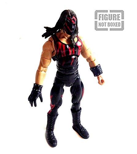 WWF WWE TNA Wrestling Classics superposeable Kain 15,2cm Figur [nicht verpackt] (Tna Wwe Spielzeug)