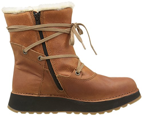Art Heathrow 1024, Bottes de Neige Femme Marron (Cuero)
