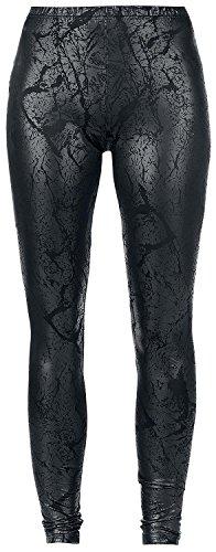 Black Premium by EMP Krakelee Leggings Leggings nero XL