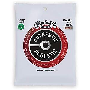 Authentic Acoustic – SP – 80/20 Bronze Extra Light (10-47)