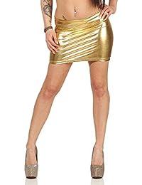 save off 282af 81d0a Suchergebnis auf Amazon.de für: Gold - Röcke / Damen: Bekleidung