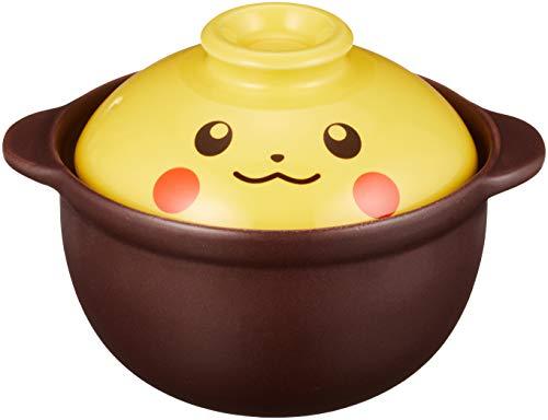 Kanesho Keramik Topf Kasserollen Pokemon Pikachu Nabe ist der inzwischen (Eine ein-Topf-Gericht) für 1 person, Größe aus Japan