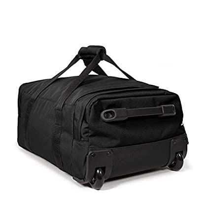 Eastpak-Leatherface-M-Reisetasche-87-cm-69-Liter-Black