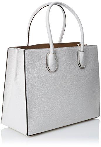 MICHAEL Michael Kors Femmes Grand sac fourre-tout de Mercer Blanc Blanc (Optic White)