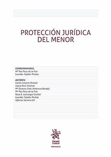 Protección Jurídica del Menor (Manuales de Derecho Civil y Mercantil) por Carlos Lasarte Álvarez