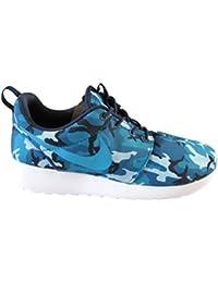 Nike - Zapatos de golf para mujer Blanc/Or EUR:37.5