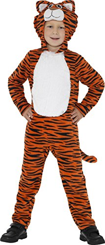 Smiffys Tiger – Kinderkostüm – Tween – 152–163 cm – Alter 12 +