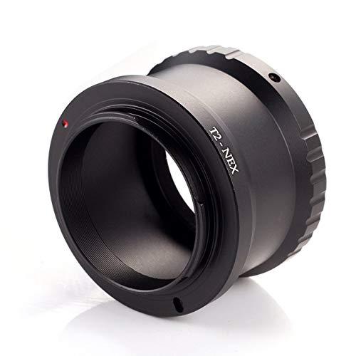 T2-NEX JBP-X Objectif en T pour Bague d'adaptation Sony NEX-7 3N 5N A7 A7R II A6300 A6000 T2-NEX