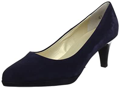 Peter Kaiser ONDI 44701-238, Damen Pumps, Blau (NAVY SUEDE 238), EU 36 (UK 3.5)