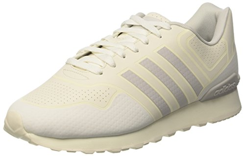 adidas Herren 10k Casual Sneaker Weiß (Chalk White/grey One/chalk White)