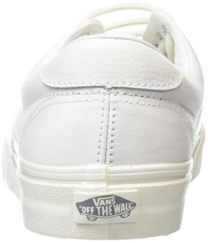 Vans Authentic, Sneakers mixte adulte Blanc