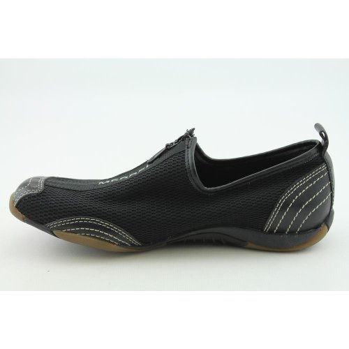 Donna Merrell Barrado scarpe casual Black Leather