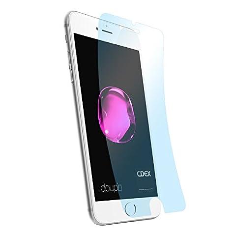 3x doupi UltraThin Film Protecteur Écran pour iPhone 8 / 7 Plus ( 5.5
