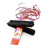 Aktenvernichter, Schleife Aktenvernichter mit Metall Zähne Klinge (Double), Band-Splitter für massiv, metallisch und irisierend Laminierung Bänder, Ribbon Curling Tool–rspac (TM)