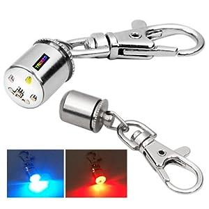 DIGIFLEX Pet Dog Cat Collar Flashing LED Light Tag Safety Hi-Vis