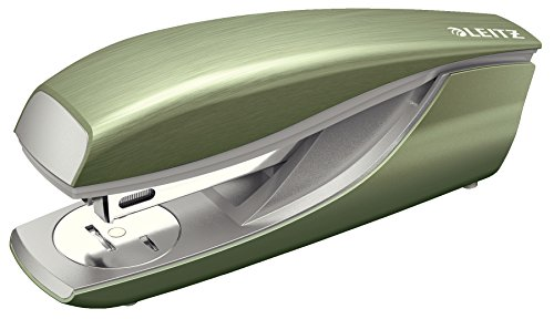 Leitz Style 55626053 Agrafeuse manuelle Vert Effet Brossé