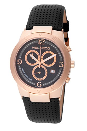 Helveco H01141NNA - Reloj color negro