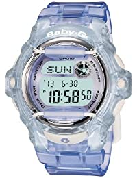 Casio Baby-G – Damen-Armbanduhr mit Digital-Display und Resin-Armband – BG-169R-6ER