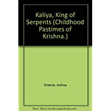 Kaliya, King of Serpents (Childhood Pastimes of Krishna.)