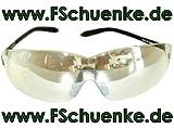 DeWALT Schutzbrille gem. EN166, 1 Stück, D500910-XJ