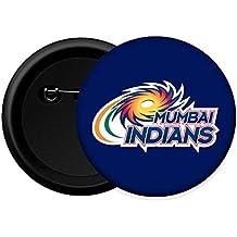 Mumbai Indians IPL Button Badge (Pack of 15)