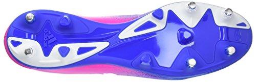 adidas X 16.3 Sg, Scarpe da Calcio Uomo Blu (Blue/ftw White/shopin)