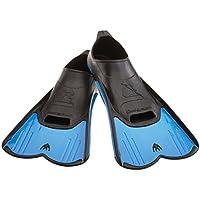 Cressi Light - Aletas de natación, color azul, talla 37-38