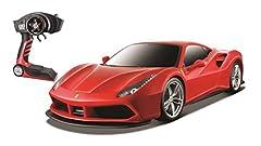 Idea Regalo - Maisto 82133 Ferrari 488 GTB R/C
