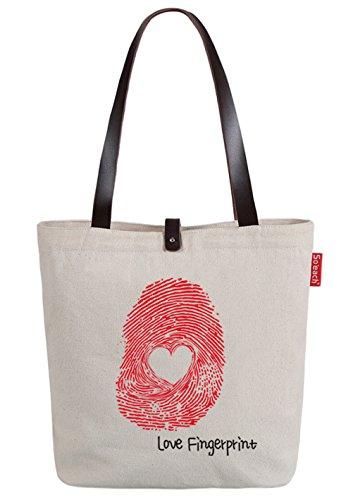 soeach-womens-love-fingerprint-canvas-shopper-top-handle-tote-shoulder-bag