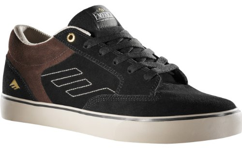 Marrone Jinx Homme Emerica De Chaussures Nero Skate Nero 6g0qU0P