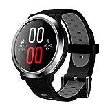 Uhren Smartwatch,Gaddrt Smart Watch Sport Fitness Aktivität Herzfrequenz Tracker Blutdruck Uhr Herzfrequenzmesser, Schrittzähler, Kalorienverbrauchszähler, Blutdruck IP67 ( Grau)