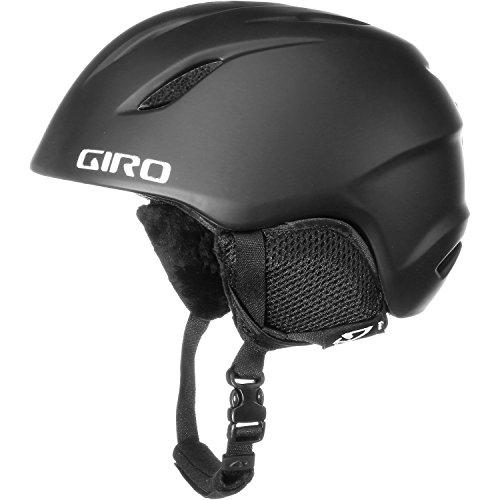 GIRO Kinder Skihelm Launch Mat Black, XS/S -