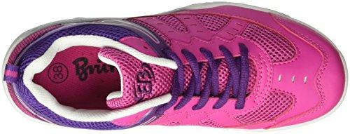 Brütting 331030, Chaussures de Fitness Femme Rose (Pink/Lila/Weiss)