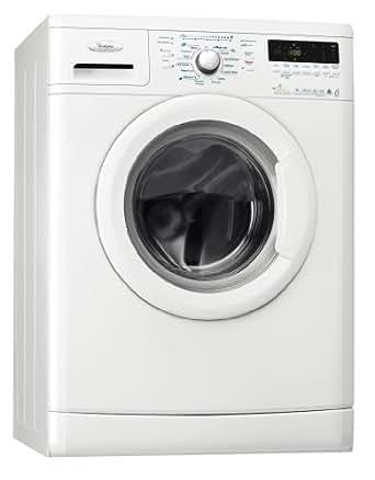 Whirlpool AWOD7455 Autonome Charge avant 7kg 1400tr/min A+++ Blanc machine à laver - machines à laver (Autonome, Charge avant, Blanc, Gauche, 7 kg, 1400 tr/min)