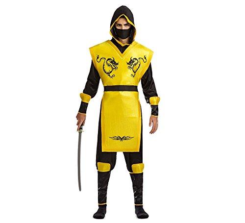 Zzcostumes Ninja Scorpion Kostüm GRÖßE M/L Tama Oder -