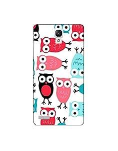 Xiomi Redmi Note Prime nkt03 (255) Mobile Case by Leader
