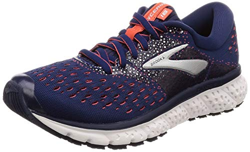 Brooks Glycerin 16, Scarpe da Running Donna, Multicolore (Black/Pink/Grey 070), 40 EU