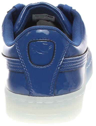 Puma Basket Patent Ice Fade Synthetik Turnschuhe Limoges